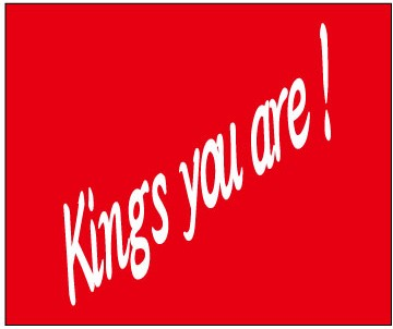 King`s you are