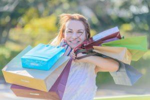 買い物をした訪日外国人